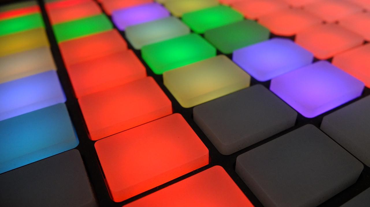 mudes - musique electro